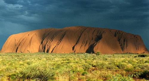 Ayers Rock 1