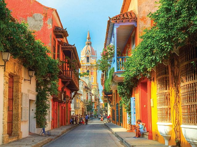 CARTAGENA Y CARIBE LEGENDARIO 11 DIAS - FEB/2019